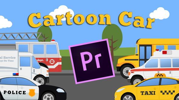 Cartoon Car Mini Pack by VitApSwF VideoHive