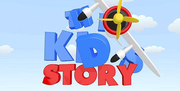 The Kids Story by ruslan-ivanov VideoHive