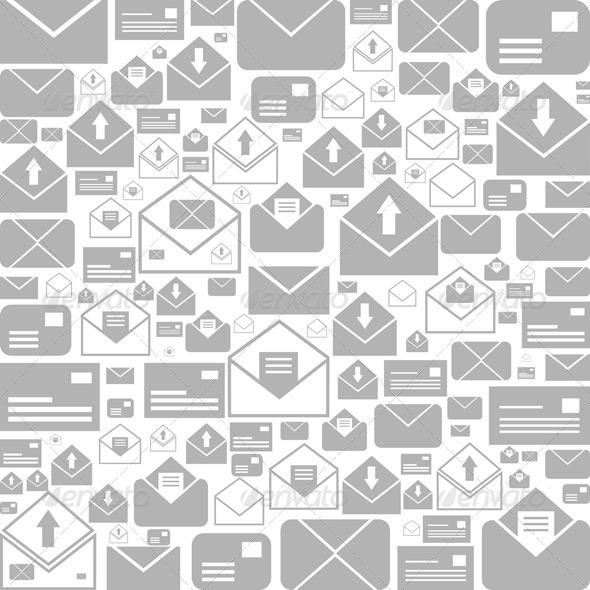Letter a Background by aleksandr-mansurov-ru GraphicRiver - mail background