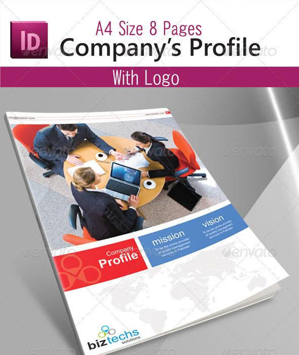 Company Profile by asif001 GraphicRiver
