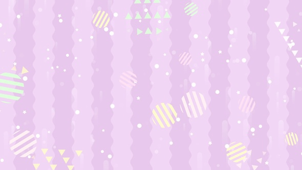 Pastel Purple Background by tykcartoon VideoHive