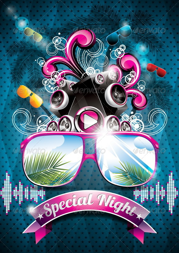 Flyers Abstract Vectors from GraphicRiver