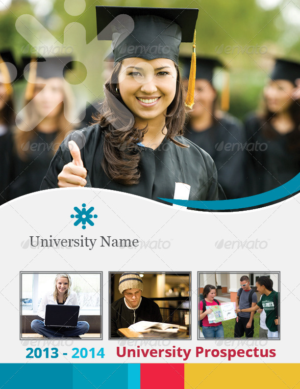 University Prospectus Template by azadcsstune GraphicRiver