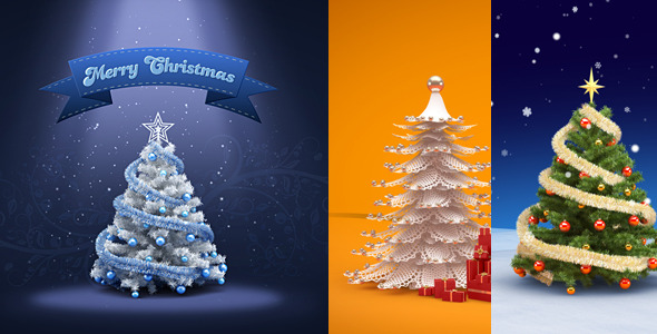Christmas  New Year Greeting Card Design by viagraphix VideoHive