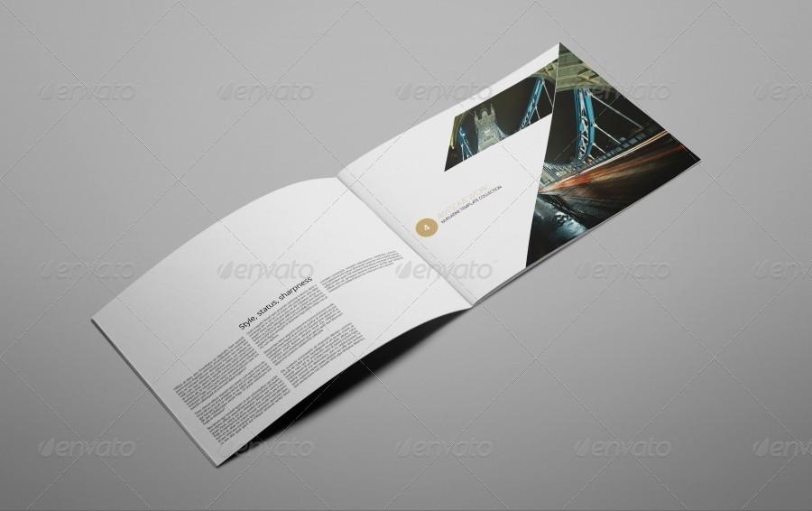 City Portfolio Brochure Template by riverpixels_studio GraphicRiver