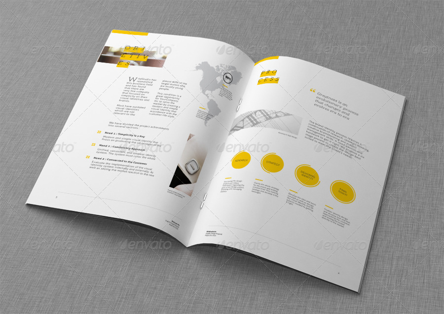 Graphic Design Project Proposal Template by CodeID GraphicRiver - design proposal