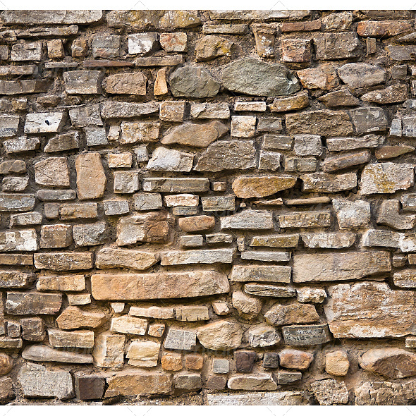 Stone wall Texture by Jupea GraphicRiver