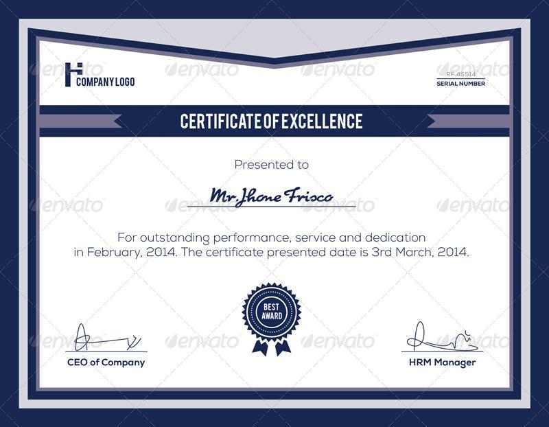 corporate certificate template - Maggilocustdesign - corporate certificate template
