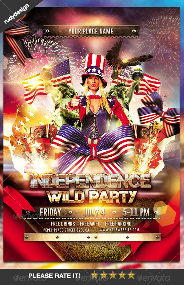 Mdw Independence Day Graphics, Designs  Templates