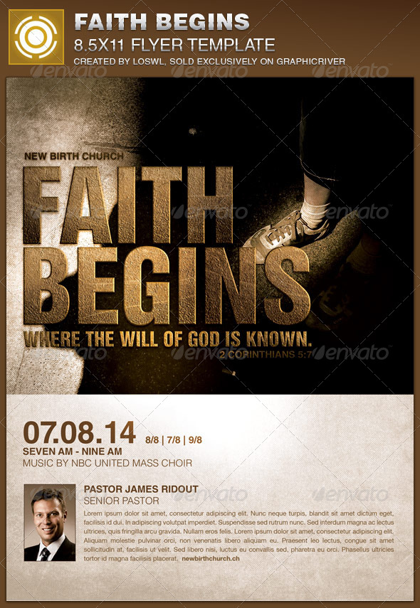 faith flyers - Fashionstellaconstance