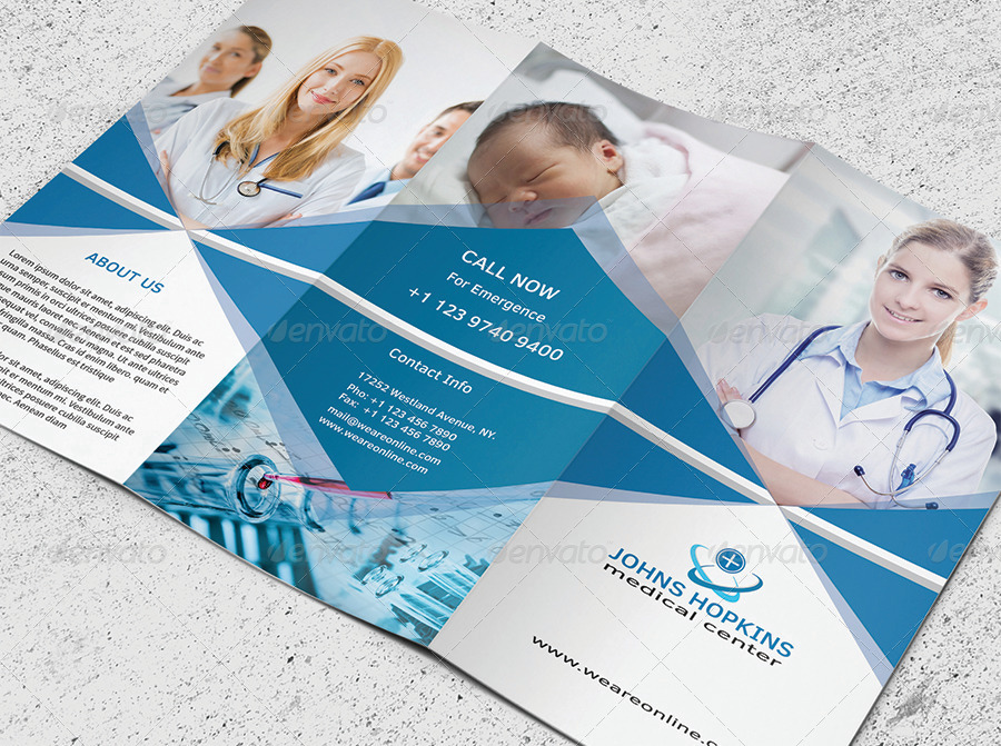 medical trifold brochure - Goalgoodwinmetals - medical brochure