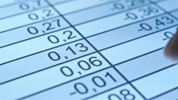 Financial Data Analysis by vetkit VideoHive
