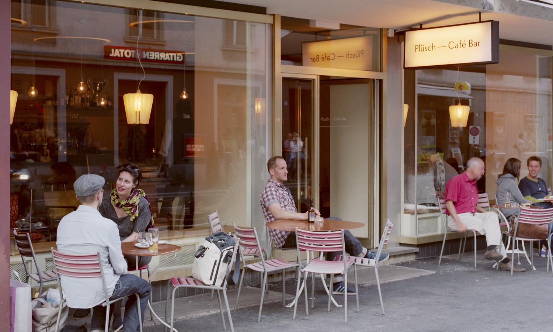 Wohnzimmer Bar Zürich Café Bar Plüsch In Zürich Homepage Bosg