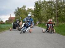Drift-Trike fahren auf come2coach