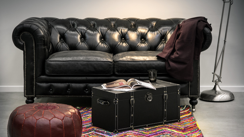 2 Sitzer Couch Chesterfield Sofa Und Chesterfield Couch Bei Westwing