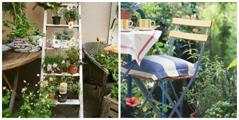 Decoración de terrazas, muebles e ideas WESTWING - Decoracion De Terrazas Con Plantas