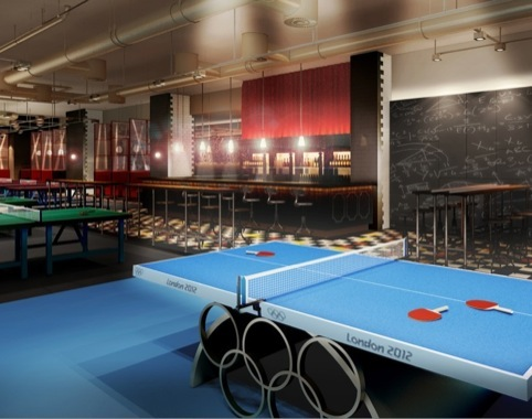 New Table Tennis Bar Set To Open In London Design Week