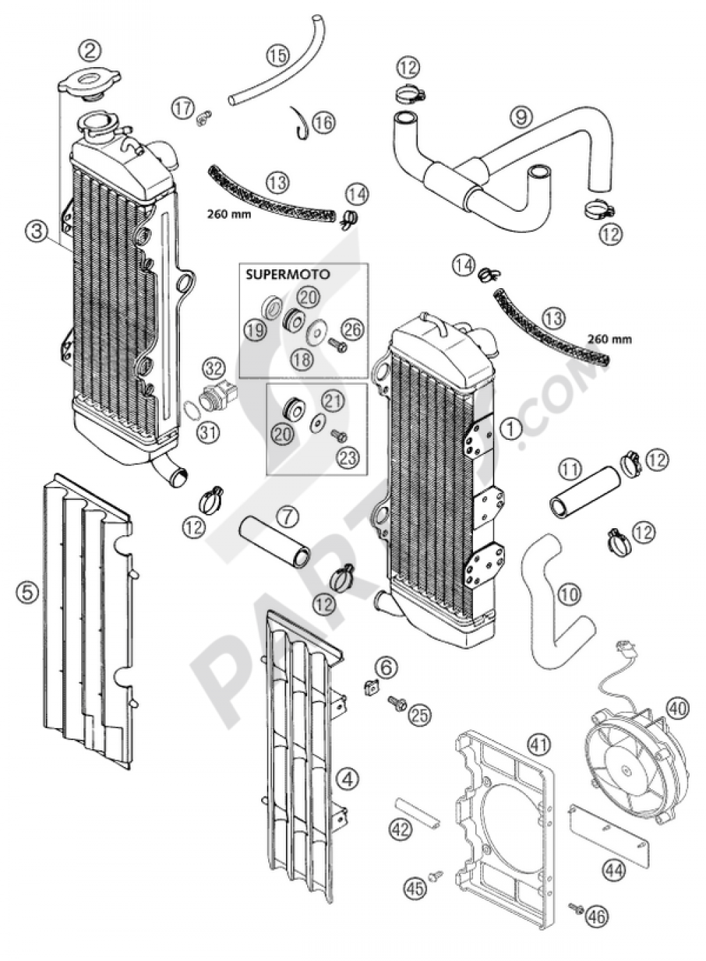 ktm 640 wiring diagram