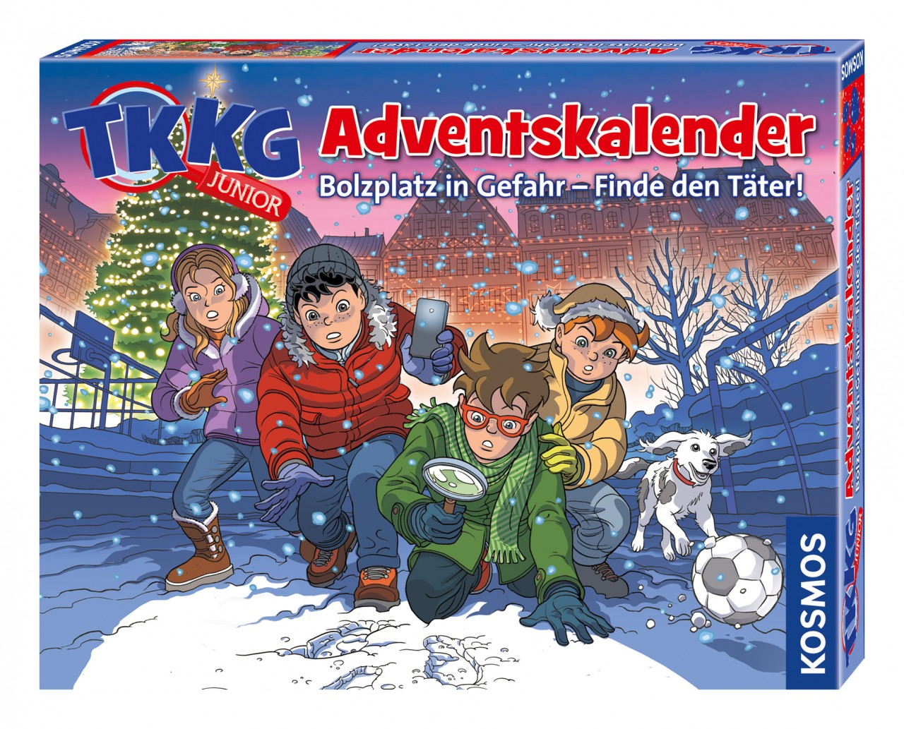 Adventskalender Bild Tkkg Junior Adventskalender