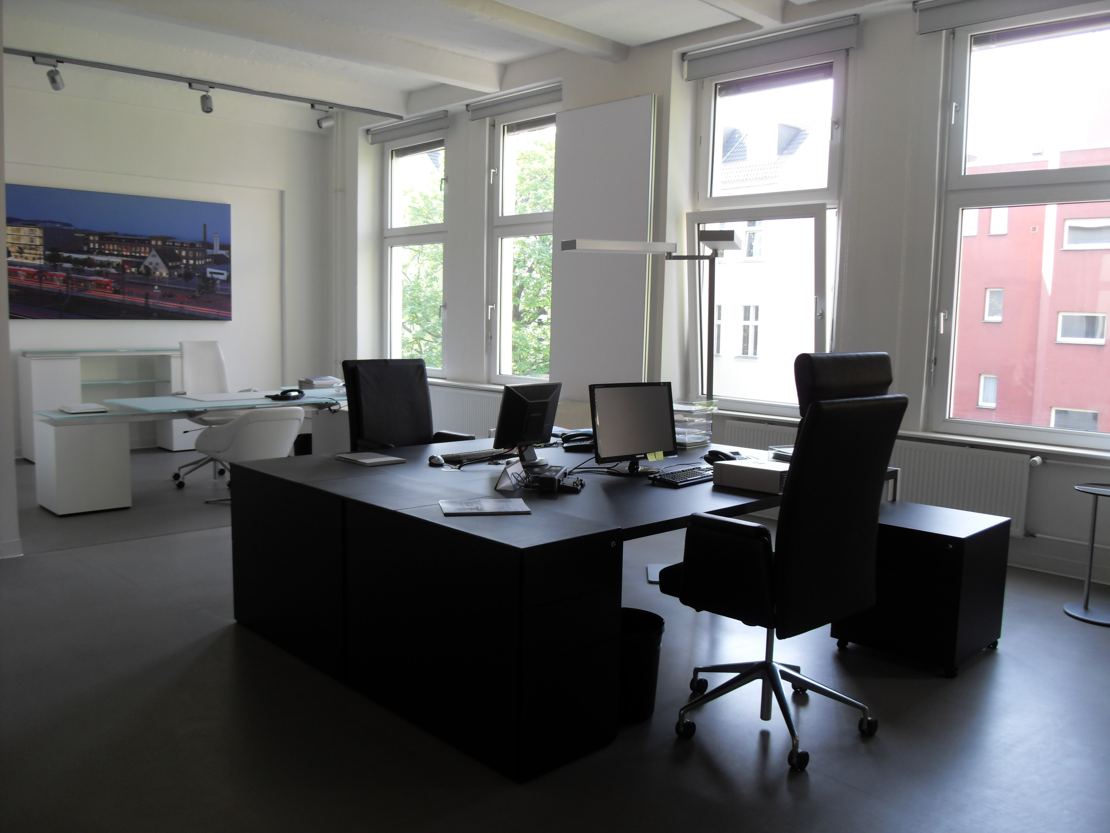 Cramer Möbel+design Gmbh Walter Knoll Office And Brand Space Berlin