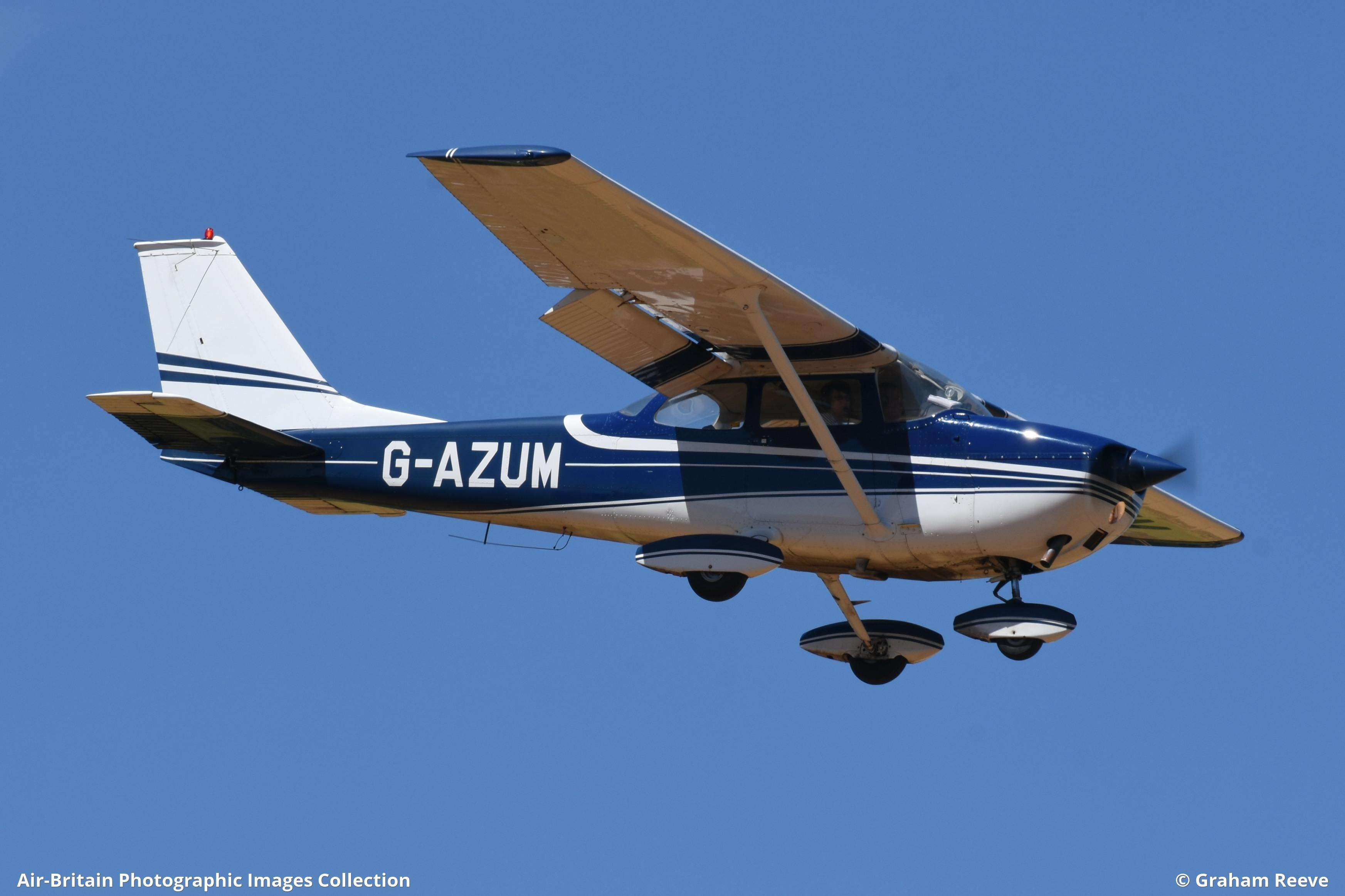 Bv Reims Aviation Photographs Of Reims Cessna F172l Abpic