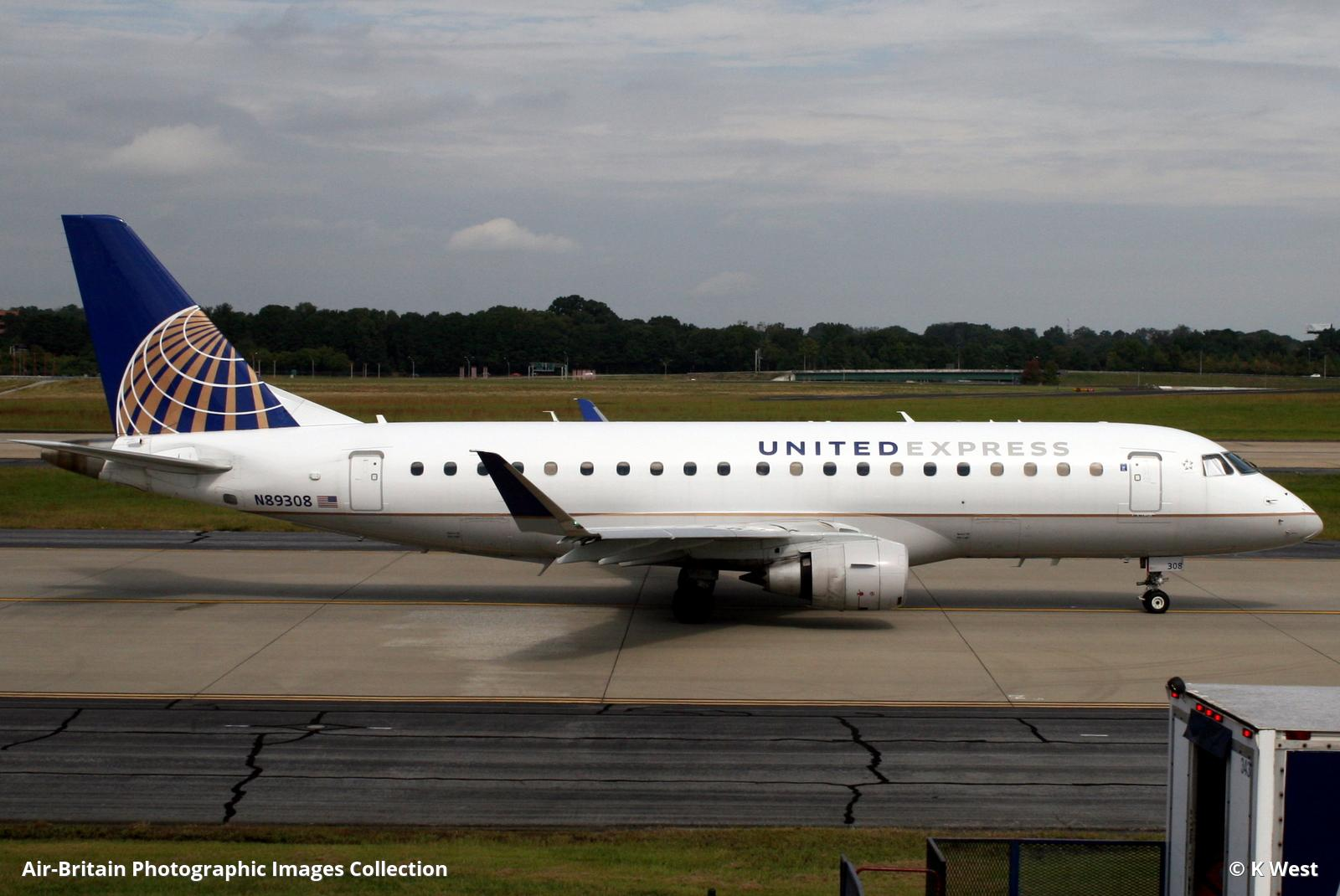 Mesa Airlines Aviation Photographs Of Operator United Express Mesa Airlines