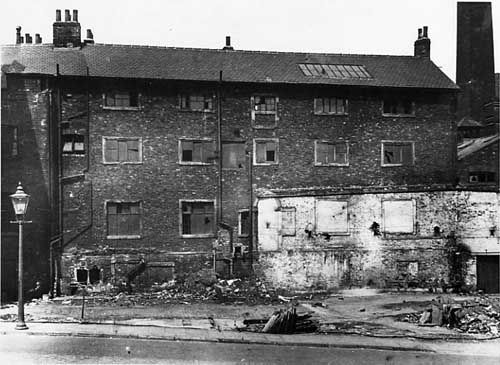 The Leeds Workhouse \u2022 History of Leeds - Poverty and Riches \u2022 MyLearning - history of poverty
