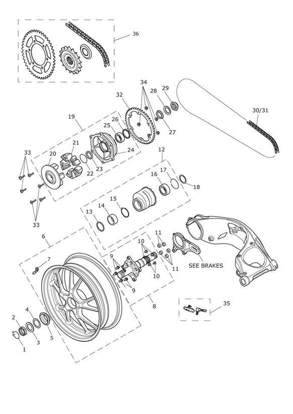triumph daytona 675 wiring diagram