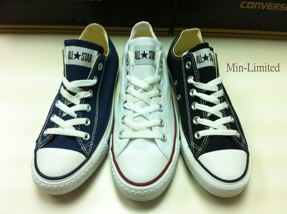 Converse Classic Chuck Taylor Low Trainer Sneaker All Star