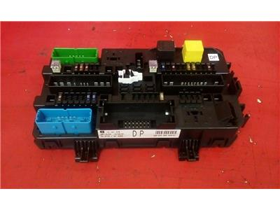 VAUXHALL ASTRA H MK5 FRONT BCM ELECTRIC CONTROL DY UEC FUSE BOX 2004