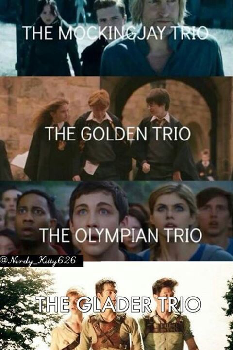 Half Fire Half Water Car Wallpapers Harry Potter Percy Jackson The Golden Trio The Hunger