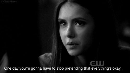 Broken Hearted Girl Wallpaper Vampire Diaries Quotes Quotesgram