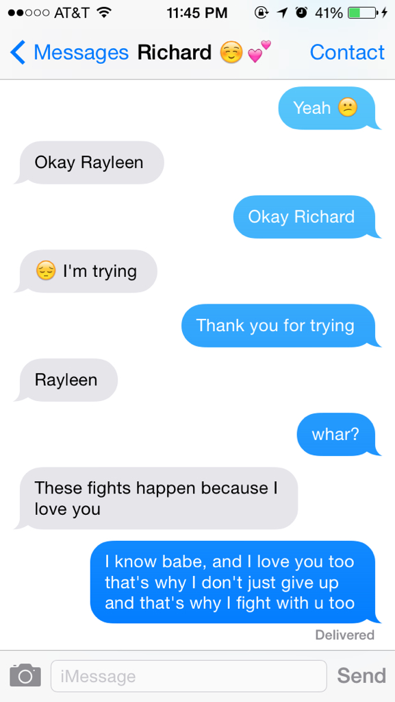 Emoji Wallpaper Quotes Quot These Fights Happen Because I Love You Quot Image
