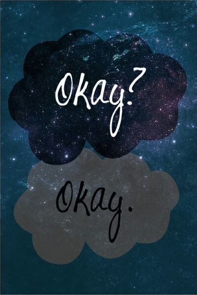 Tfios Wallpaper Quotes Okay Okay Image 1914143 By Taraa On Favim Com