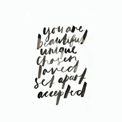 How To Make Live Wallpaper Work Iphone X Calligraphy Cute Positive Positivity Quote Image