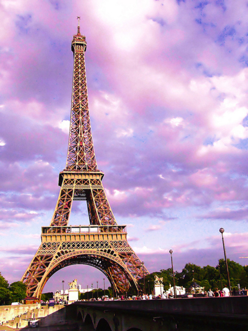 Romantic Boy And Girl Wallpapers Beautiful Eiffel France Paris Photography Image