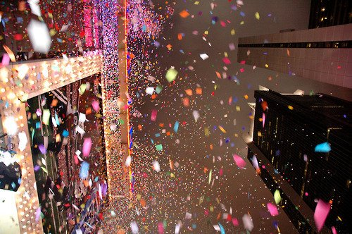 New Years Eve Wallpaper Iphone 6 2012 Confetti Downtown Glitter Happy New Year Image