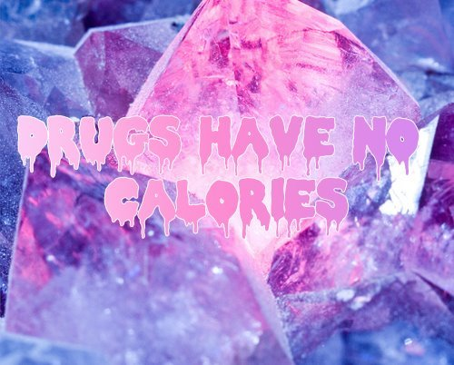 Inspiring Quotes Iphone 5 Wallpaper Anorexia Blue Calories Drugs Pink Image 364297 On