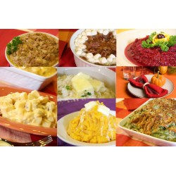 Small Crop Of Prepared Thanksgiving Dinners