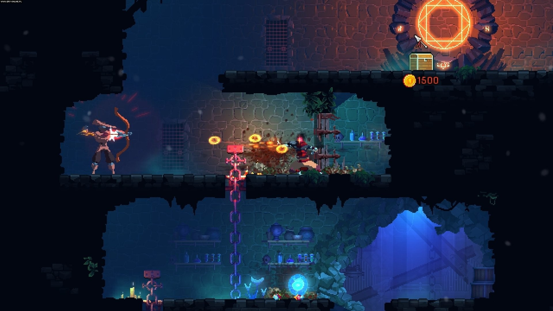 Come Fare Camino Su Minecraft Dead Cells