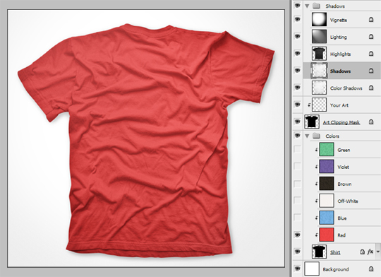 T-Shirt Template Upgrade Free to Current Users - Go Media