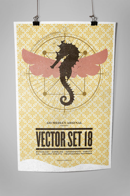 Iconic Poster Design Tutorial (with video) - Go Media™ · Creativity - propaganda poster template