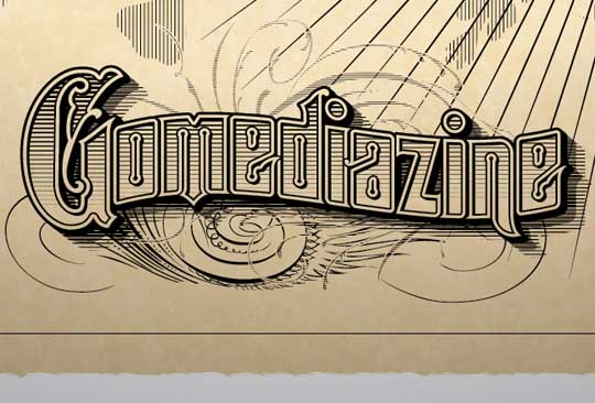Vintage Typography Tutorial - Go Media™ · Creativity at work! - illustrator typography tutorials