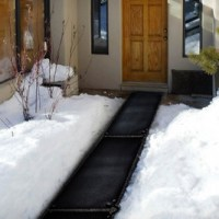 HeatTrak Heated Snow-Melting Mats from $124 (Save 24%)