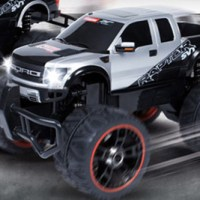 Ford F-150 Raptor RC Truck $35 Shipped (Save 69%)