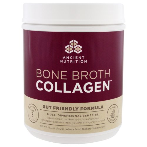 Medium Of Powdered Bone Broth