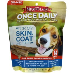 Small Of Dental Chews For Dogs