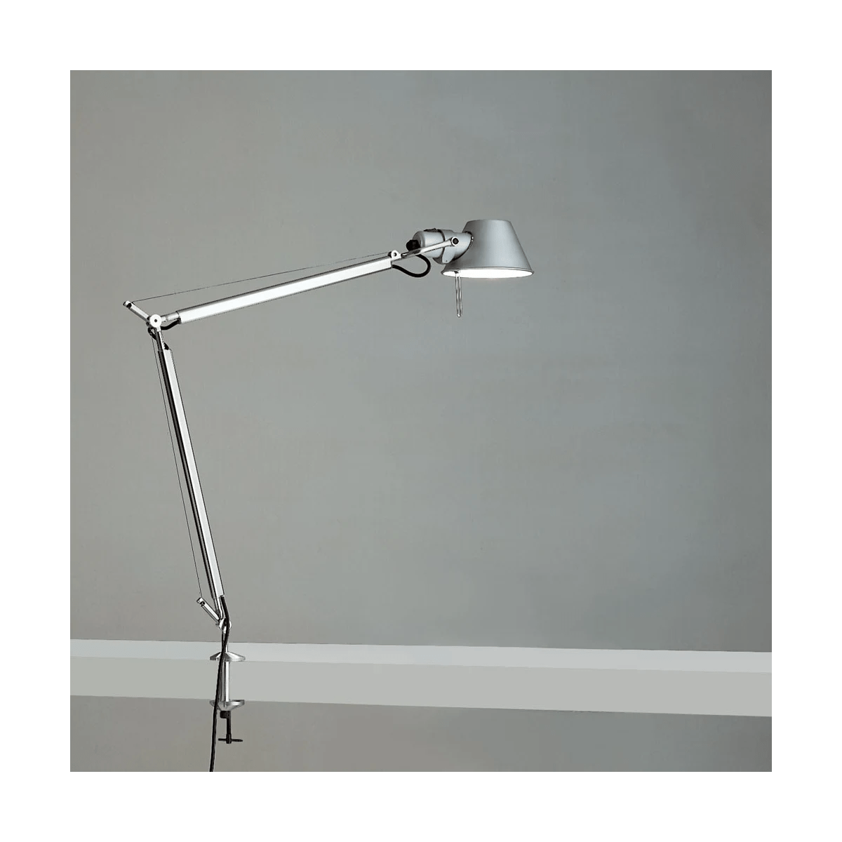 Artemide Lamp Artemide Tolomeo Classic Led Table Lamp With Clamp