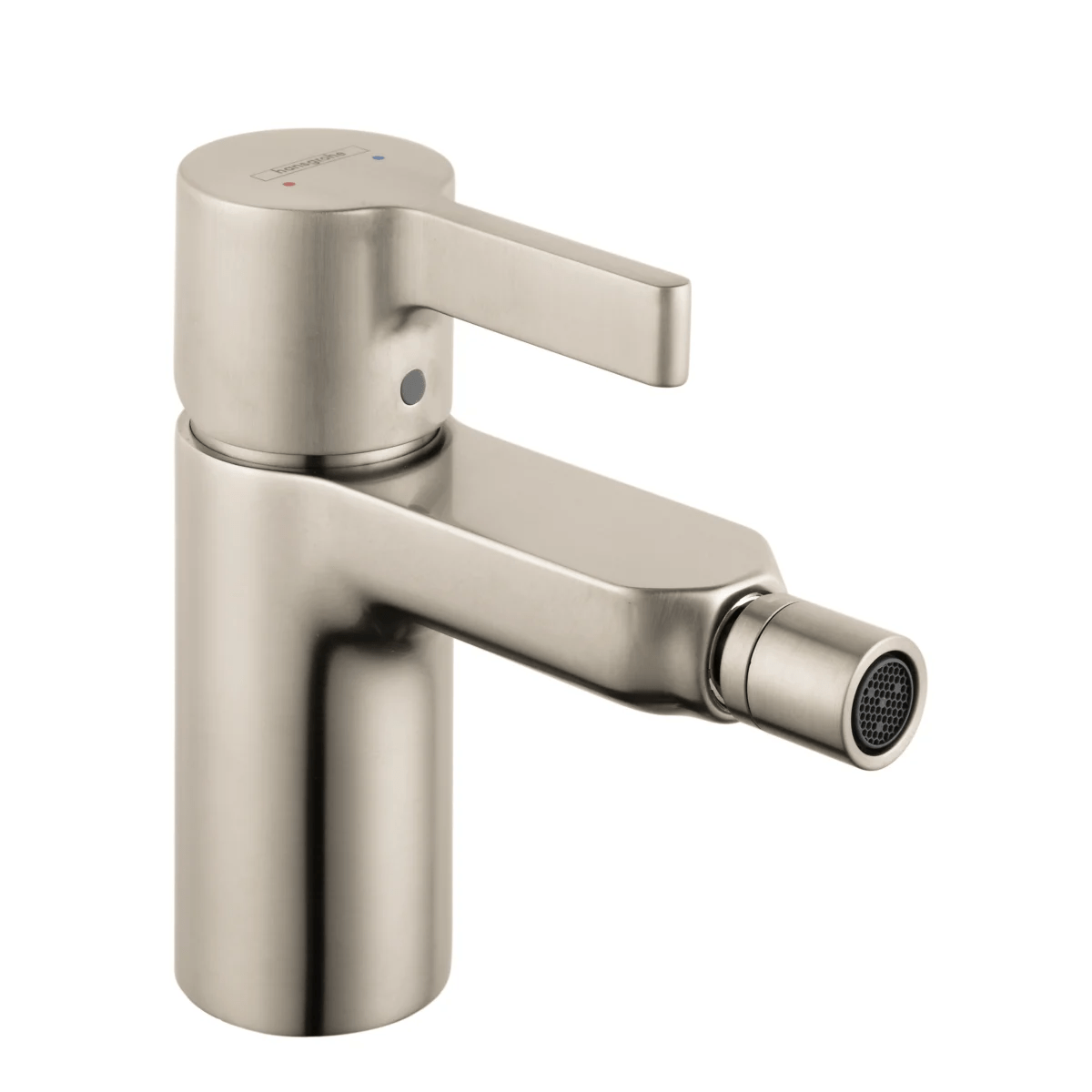 Hansgrohe 31261831 Polished Nickel Metris S Bidet Faucet Single - Hansgrohe Metris