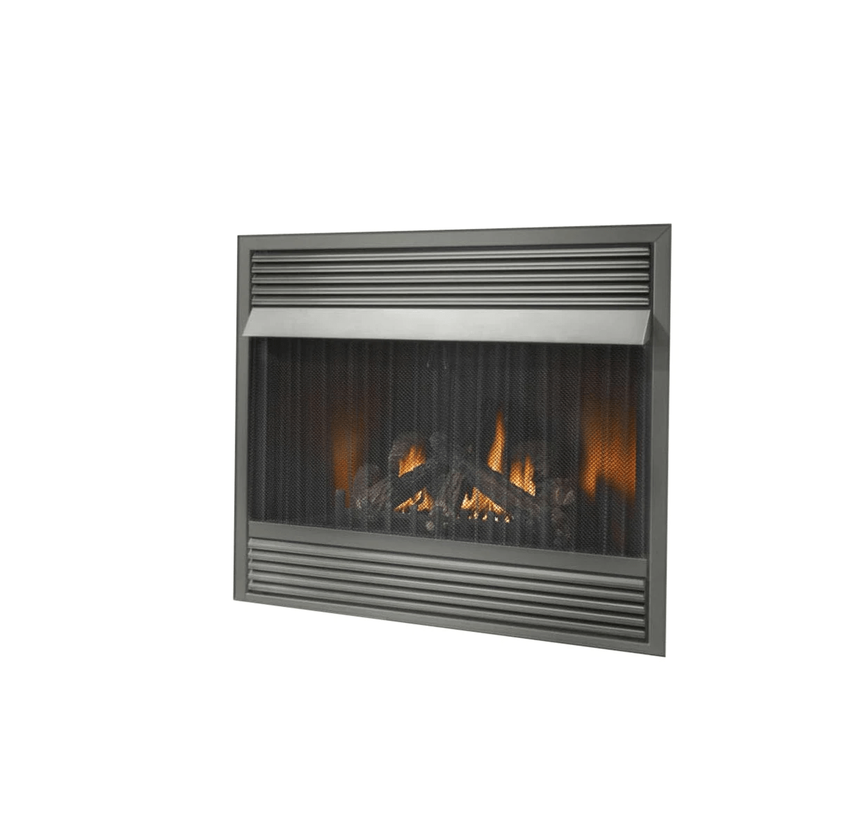 Btu Gas Fireplace Napoleon Gvf36